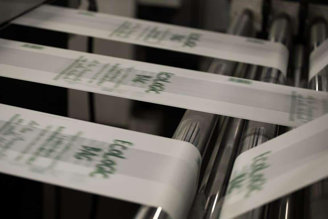 production de sacs biodégradables