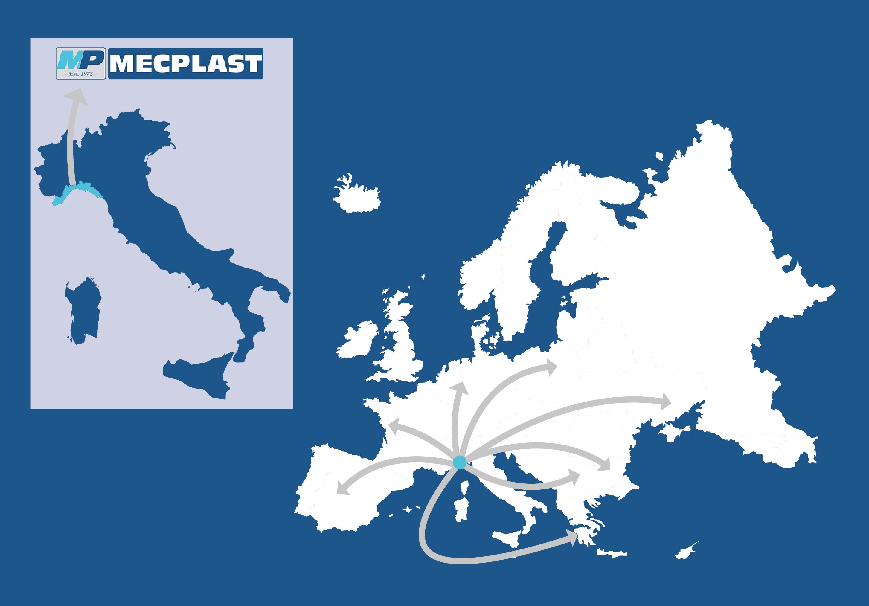 Logistique Mecaplast